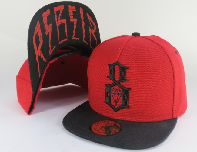 Rebel8 Snapback Hat LS11